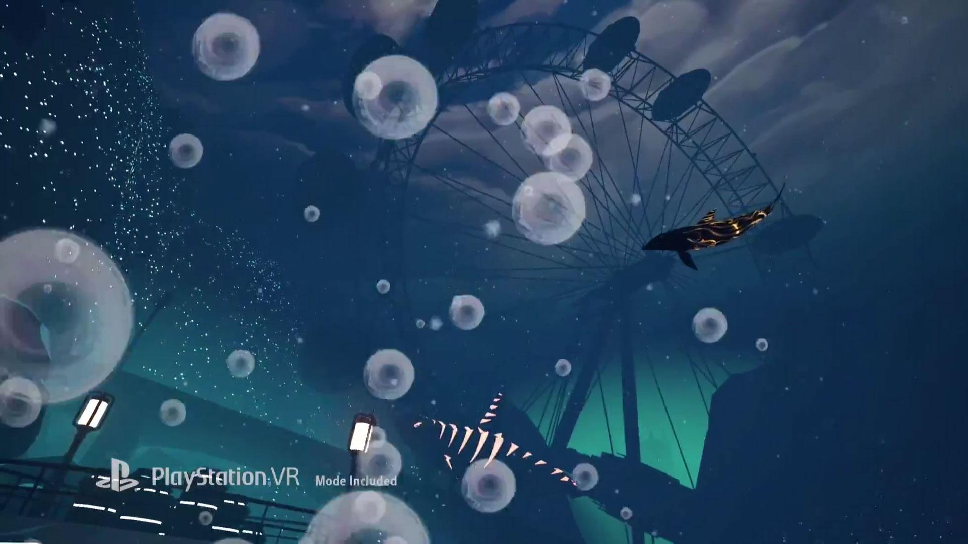 Jupiter and Mars sur PS4 et PSVR - vrplayer.fr