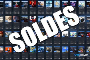 PlayStation VR : Les soldes PSVR d'hiver sur le Store