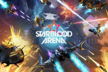 PlayStation VR : Starblood Arena offert en janvier sur PSVR !