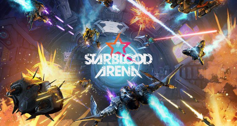 Starblood Arena PlayStation VR vrplayer.fr