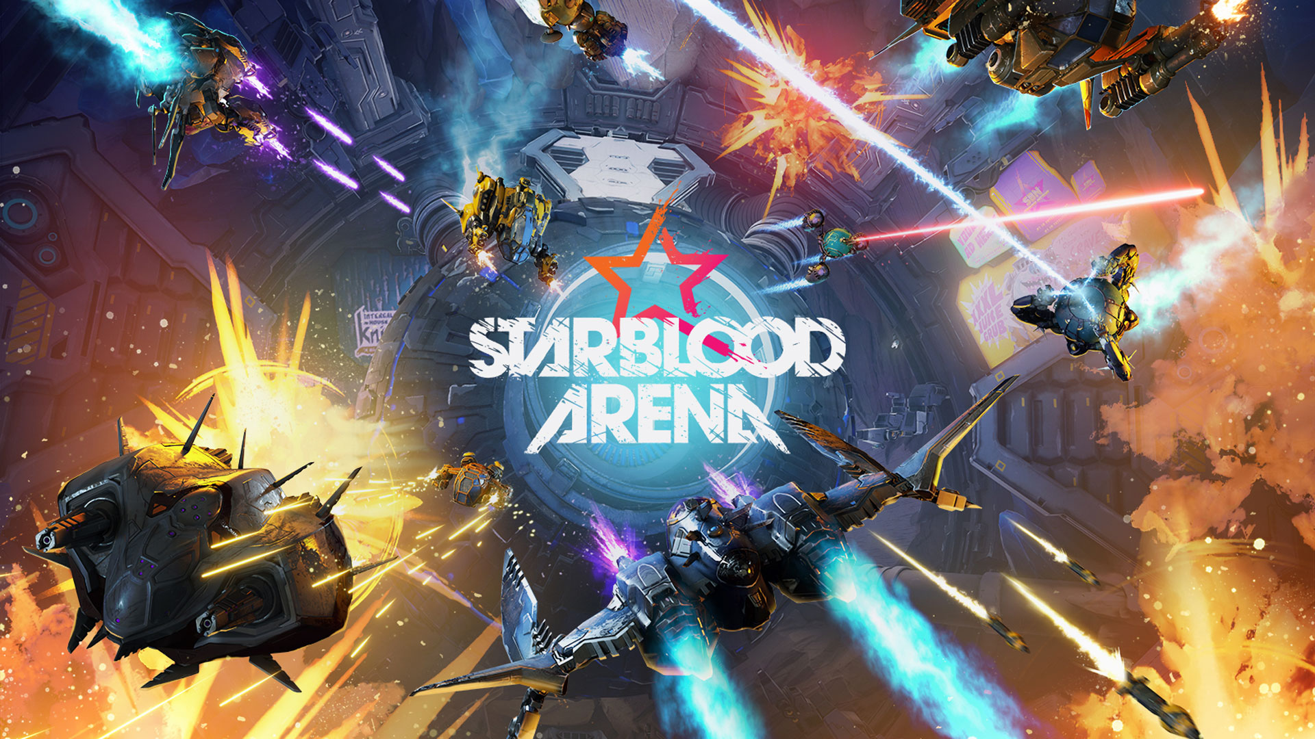 Starblood Arena PlayStation VR vrplayer.fr