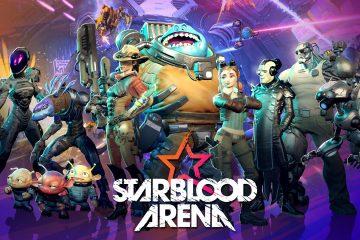 PlayStation VR : Starblood Arena s'arrêtera en juillet sur PSVR …