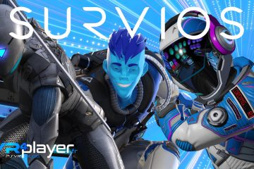 PlayStation VR : Survios, l'Interview exclusive VR4player.fr