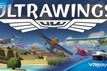 PlayStation VR : Ultrawings, atterrissage réussi sur PSVR ? Notre test review