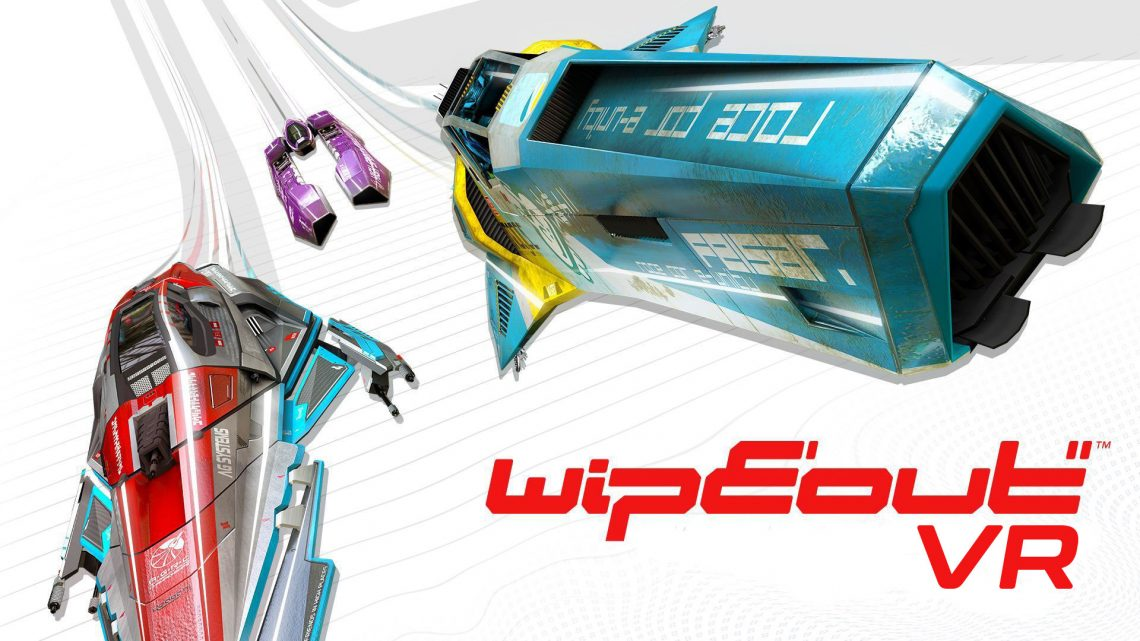 wipeout vr vr4player