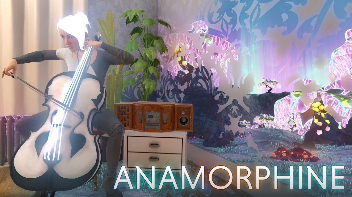 Anamorphine sur PlayStation VR