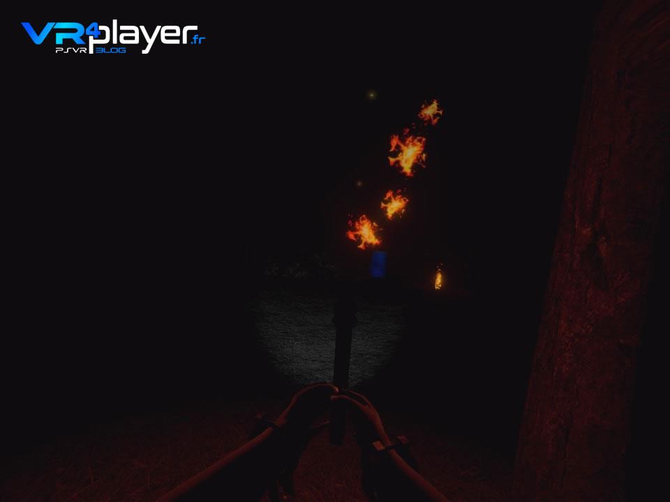 Chainman sur PSVR