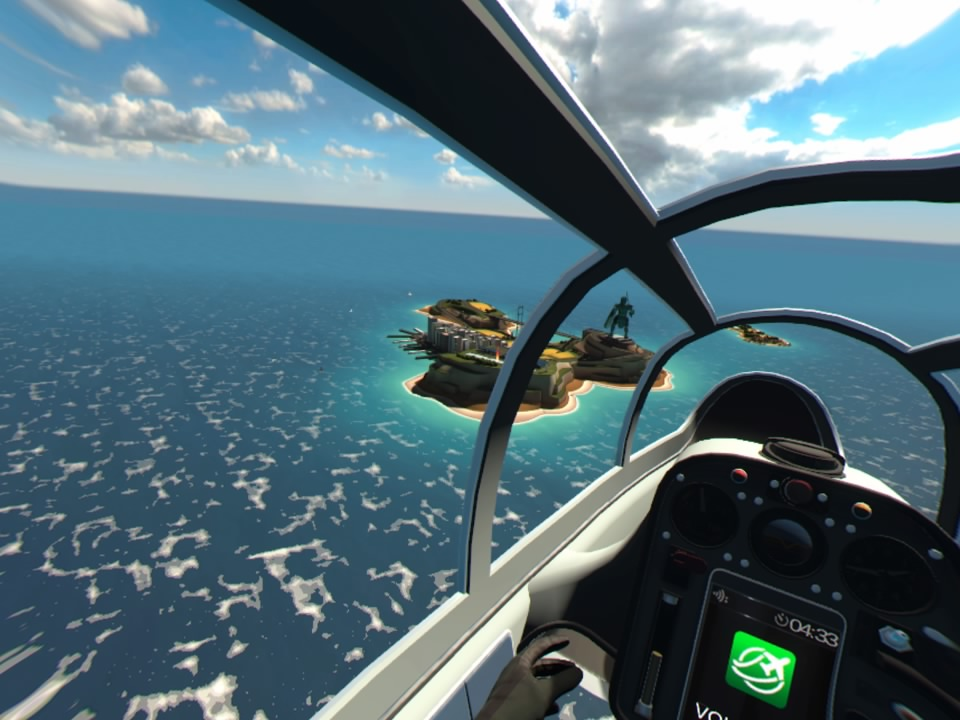 Ultrawings atterrit sur PlayStation VR : Notre test Review