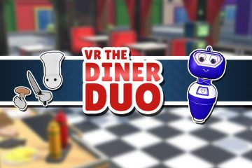 PlayStation VR : VR the Diner Duo, cooking challenge sur PSVR