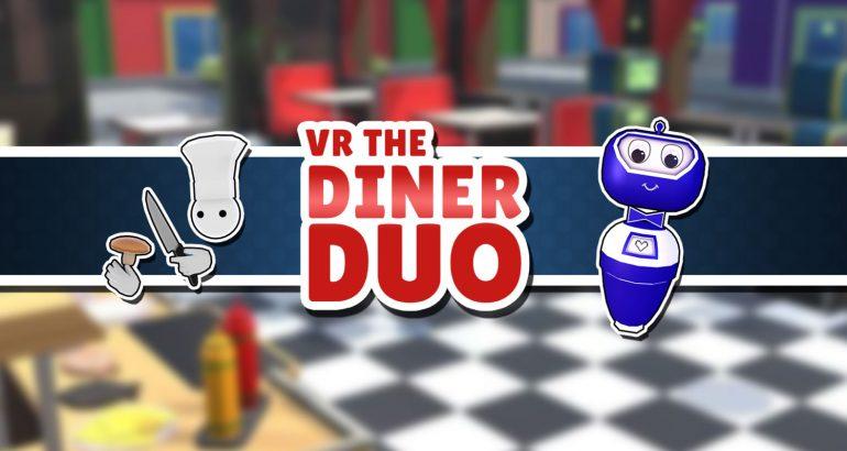 VR the Diner Duo sur PSVR