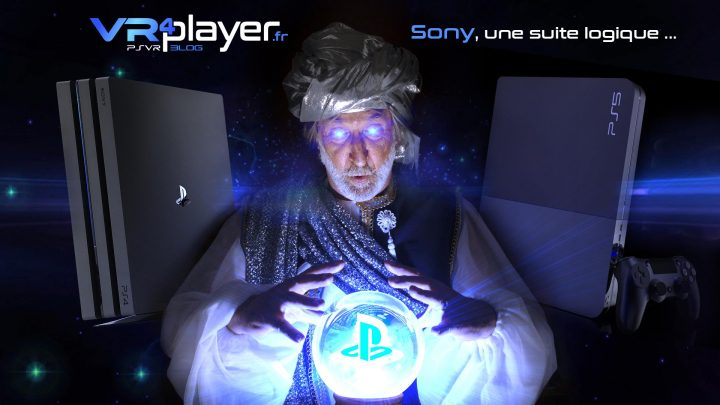 PlayStation 5, PS5, Tout ce que nous savons sur la future console de Sony VR4Player