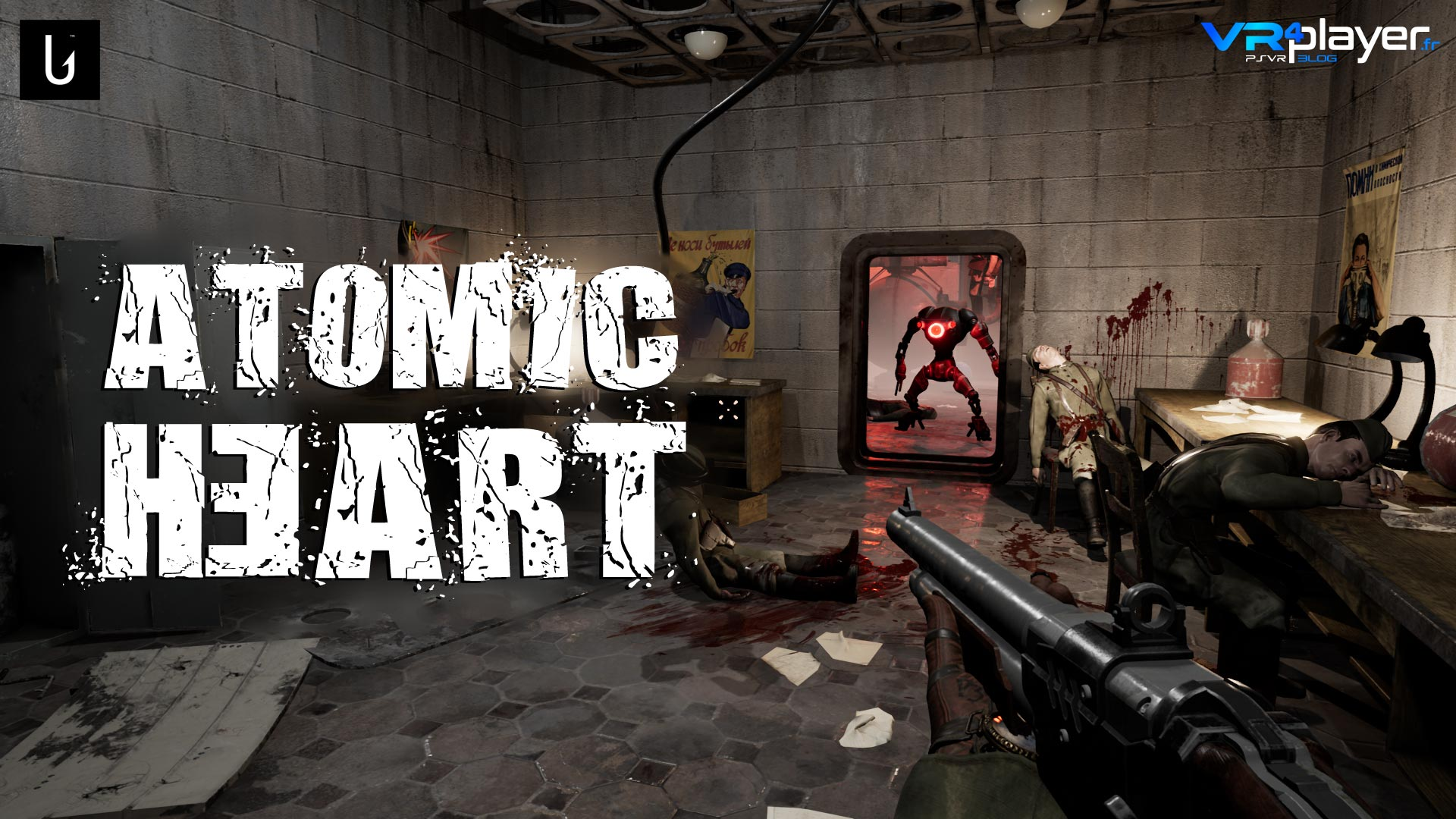 Atomic Heart vr4player