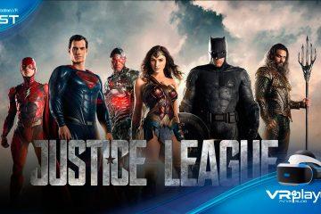 PlayStation VR : Justice League vaut-il vraiment ses 10 euros? Le test Review PSVR