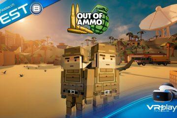 PlayStation VR : Out of Ammo a-t'il assez de cartouches sur PSVR ? Notre test