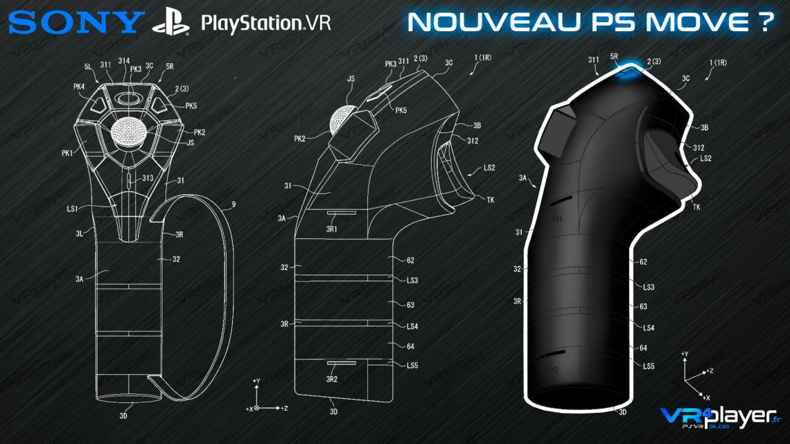 PS move new VR4player