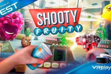 PlayStation VR : Shooty Fruity, vous aimez la compote ? Alors lisez ce test review !