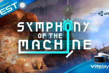 PlayStation VR : Symphony of the Machine Test review