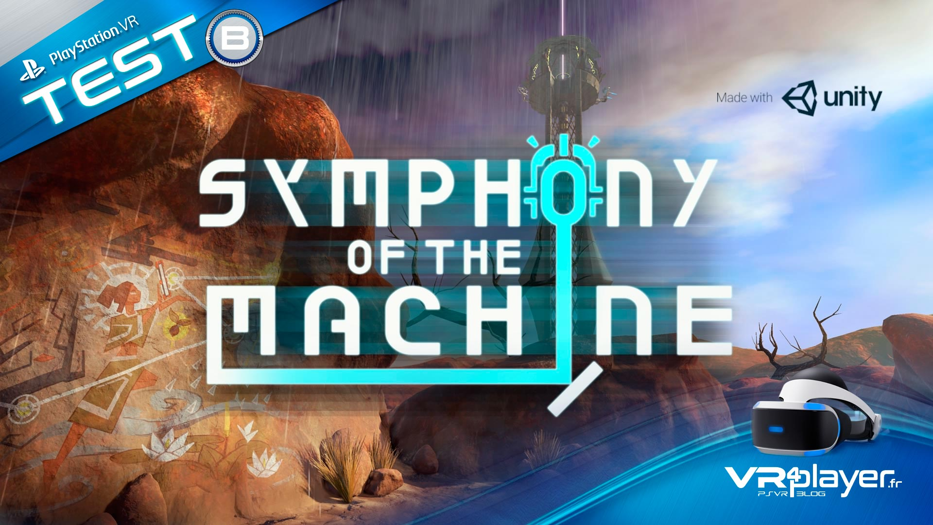 Symphony of the Machine Test review VR4Player