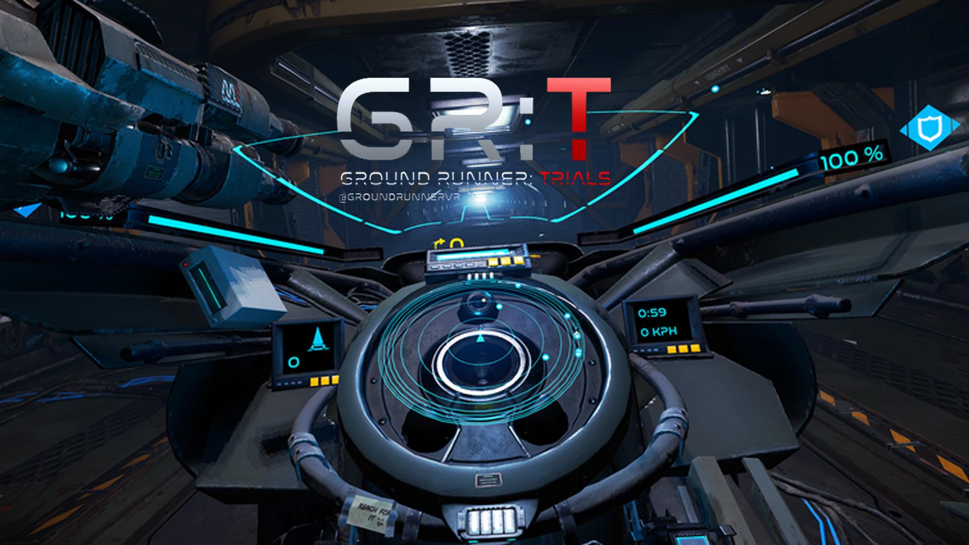 Ground Runner: Trials sur PSVR vrplayer.fr