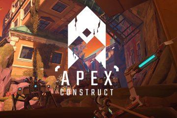 PlayStation VR : APEX Construct en déplacement fluide le 20 février sur PSVR !