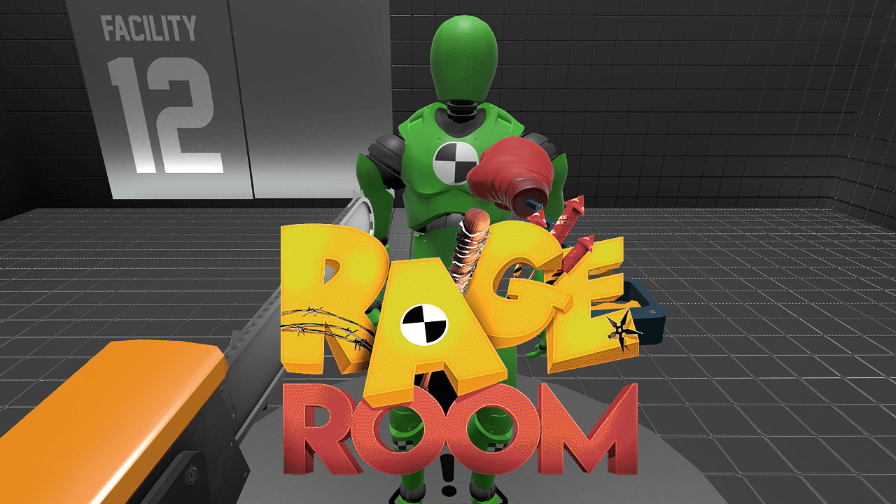 Rage Room VR4player