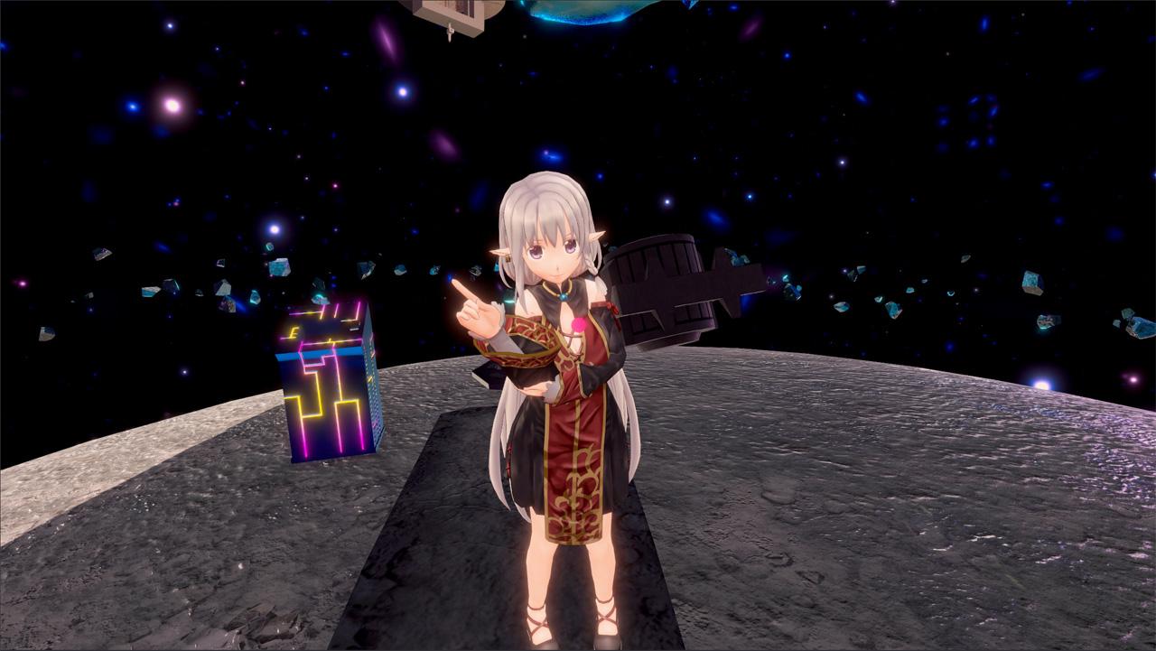 Story of The Star Fragment sur PSVR