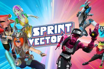 PlayStation VR : Sprint Vector s'élance dès le 13 février sur PSVR !