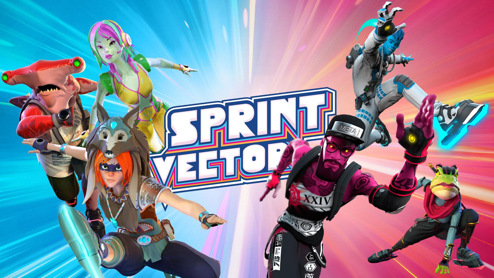 Survios Sprint Vector vrplayer.fr