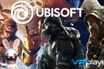 PlayStation VR : UBISOFT, les jeux vidéos et la VR made in France