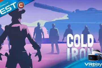 PlayStation VR, Steam, Réalité Virtuelle : Cold Iron, VR4player l'a testé plus vite que son ombre sur PSVR et PC