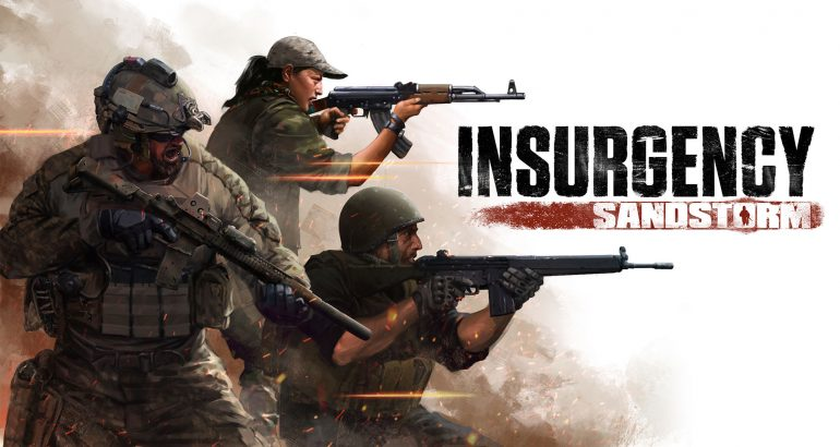 Insurgency Sandstorm sur PS4