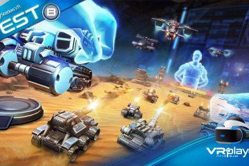 PlayStation VR : League of War l'exclusivité PSVR, notre Review Test