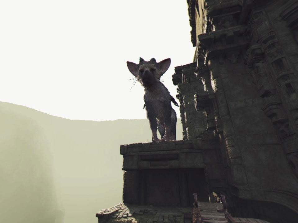 The Last Guardian VR sur PSVR