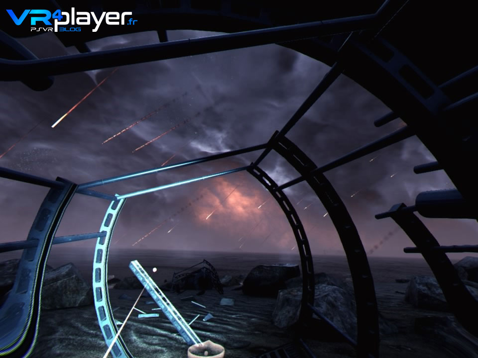 The Solus Project sur psvr