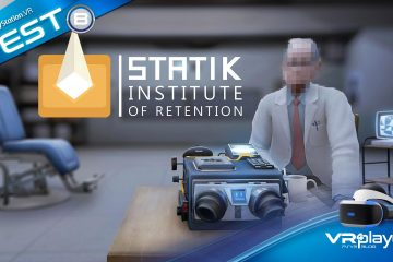 PlayStation VR : STATIK ou comment promouvoir la pratique du Yoga Test Review