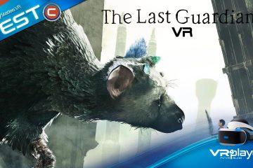 PlayStation VR : The Last Guardian VR Demo, un bonheur éphémère sur PSVR