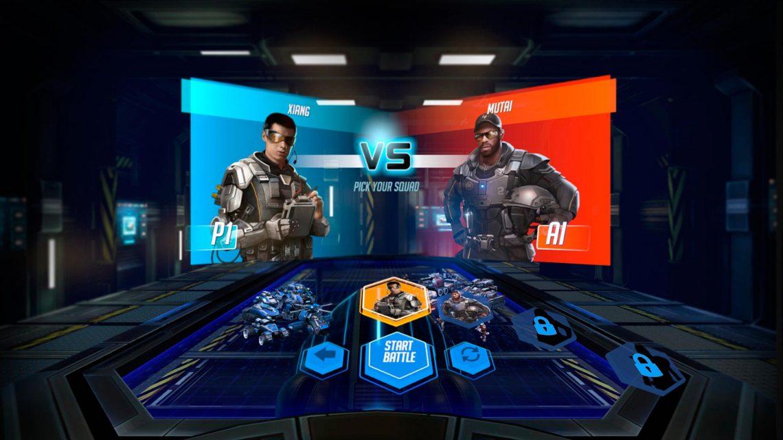 League of War PSVR PlayStation VR VR4Player