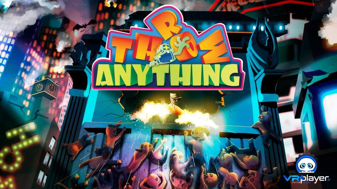 Throw Anything PSVR PlayStation VR VR4Player