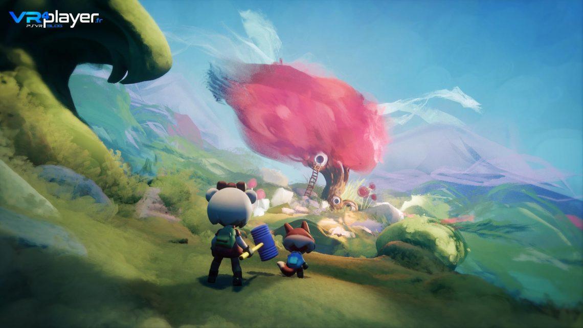 Dreams en VR sur PSVR