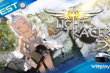 PlayStation VR : Light Tracer, la lumière au bout du chemin sur PSVR ? Test Review