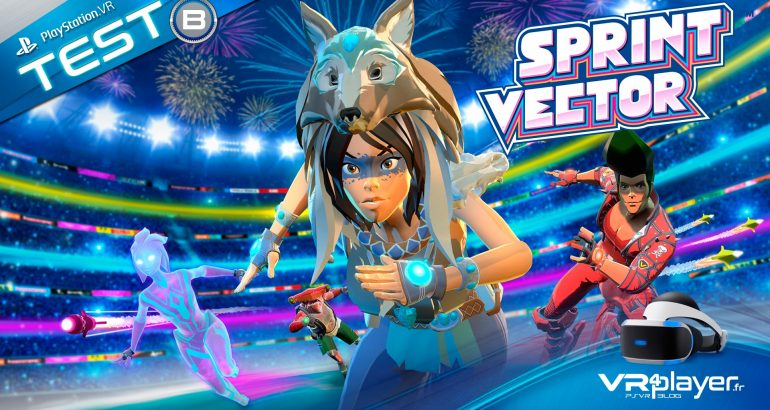 Sprint Vector Test Review VR4player