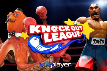 PlayStation VR Preview : Knockout League en vidéo