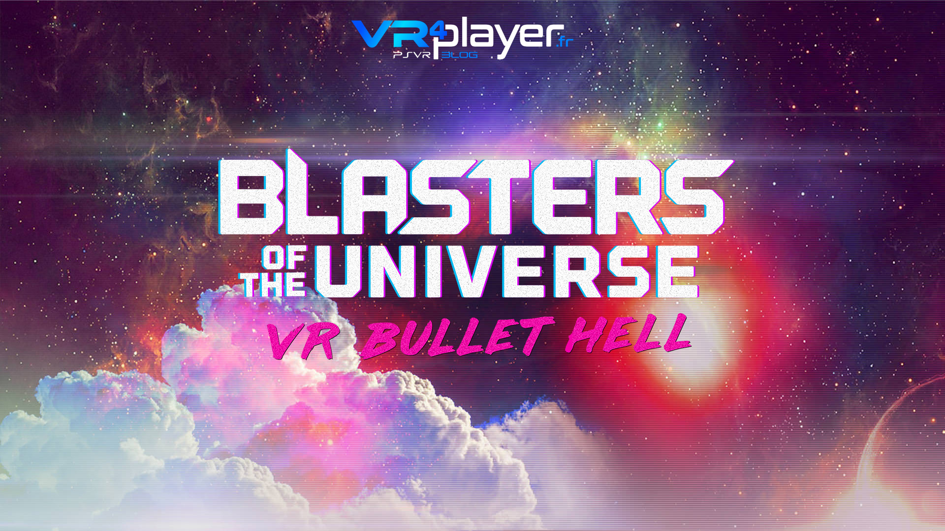 Blasters of the Universe PSVR vrplayer.fr