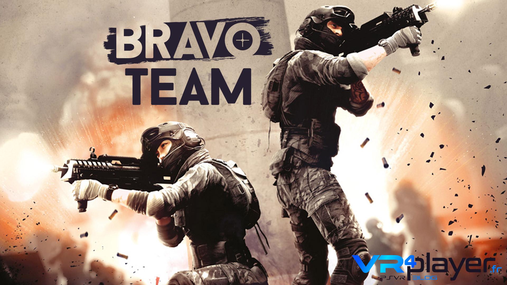 Bravo Team VR4player