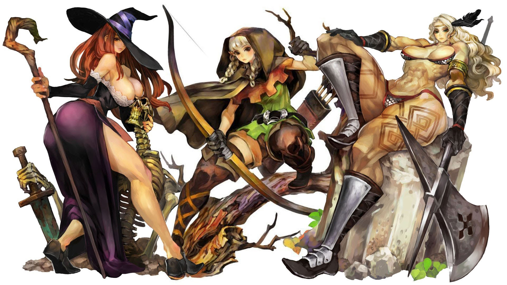 Dragon's Crown Pro PS4 vrplayer.fr