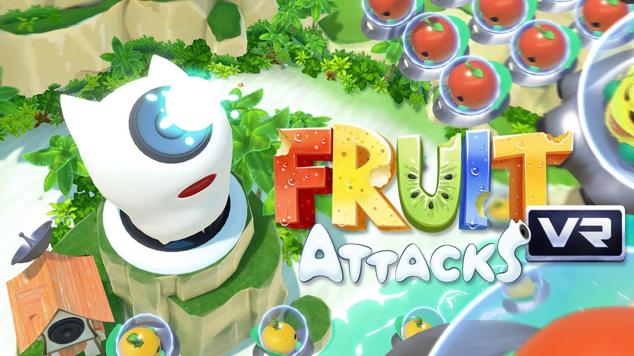 fruit attacks vr