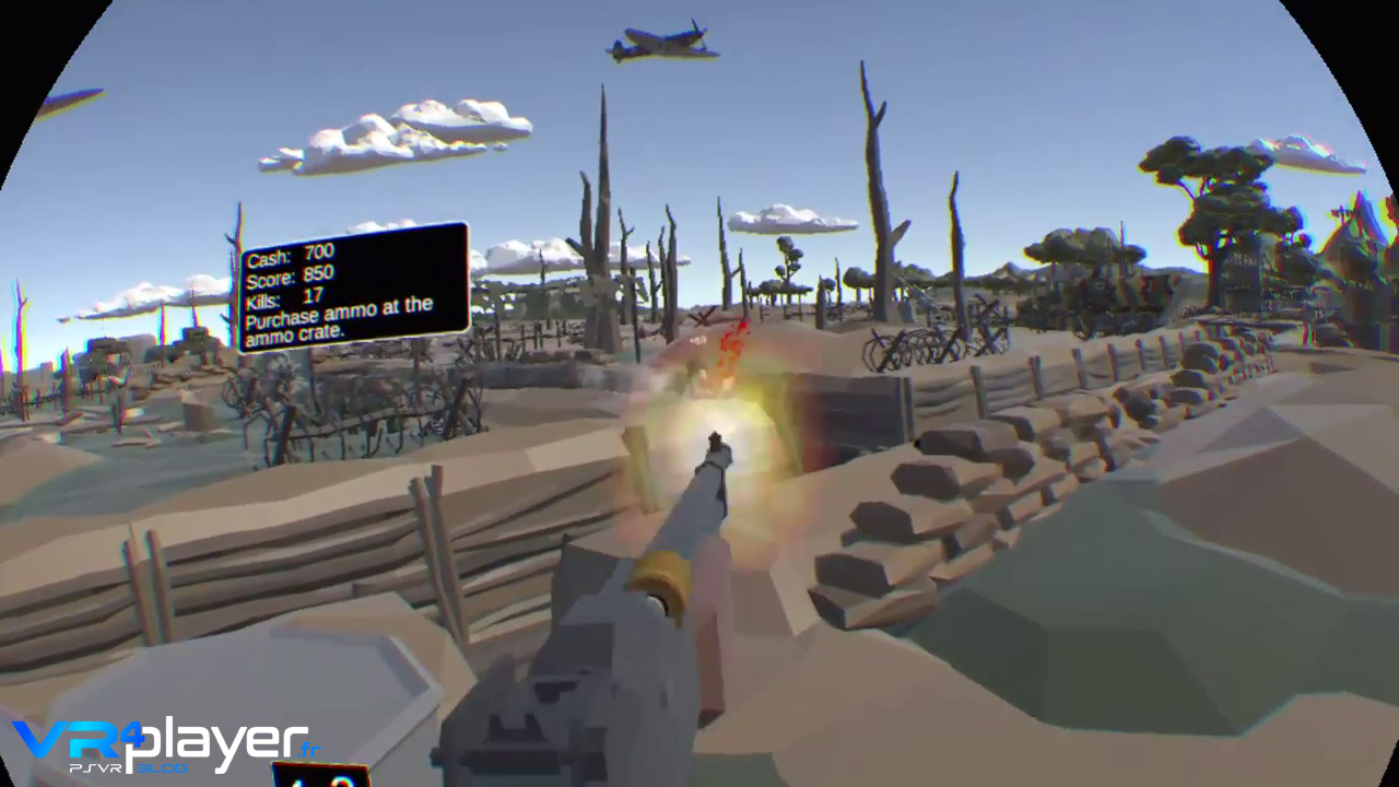 Honor and Duty D-Day PSVR vrplayer.fr