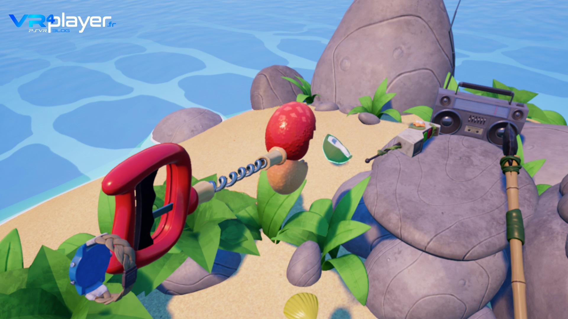 Island Time VR PSVR vrplayer.fr