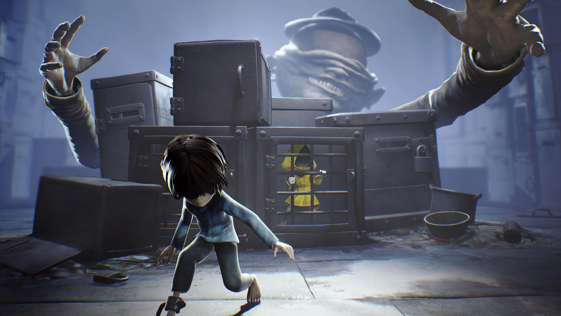 Little Nightmares Secret of the Maw PS4 vrplayer.fr