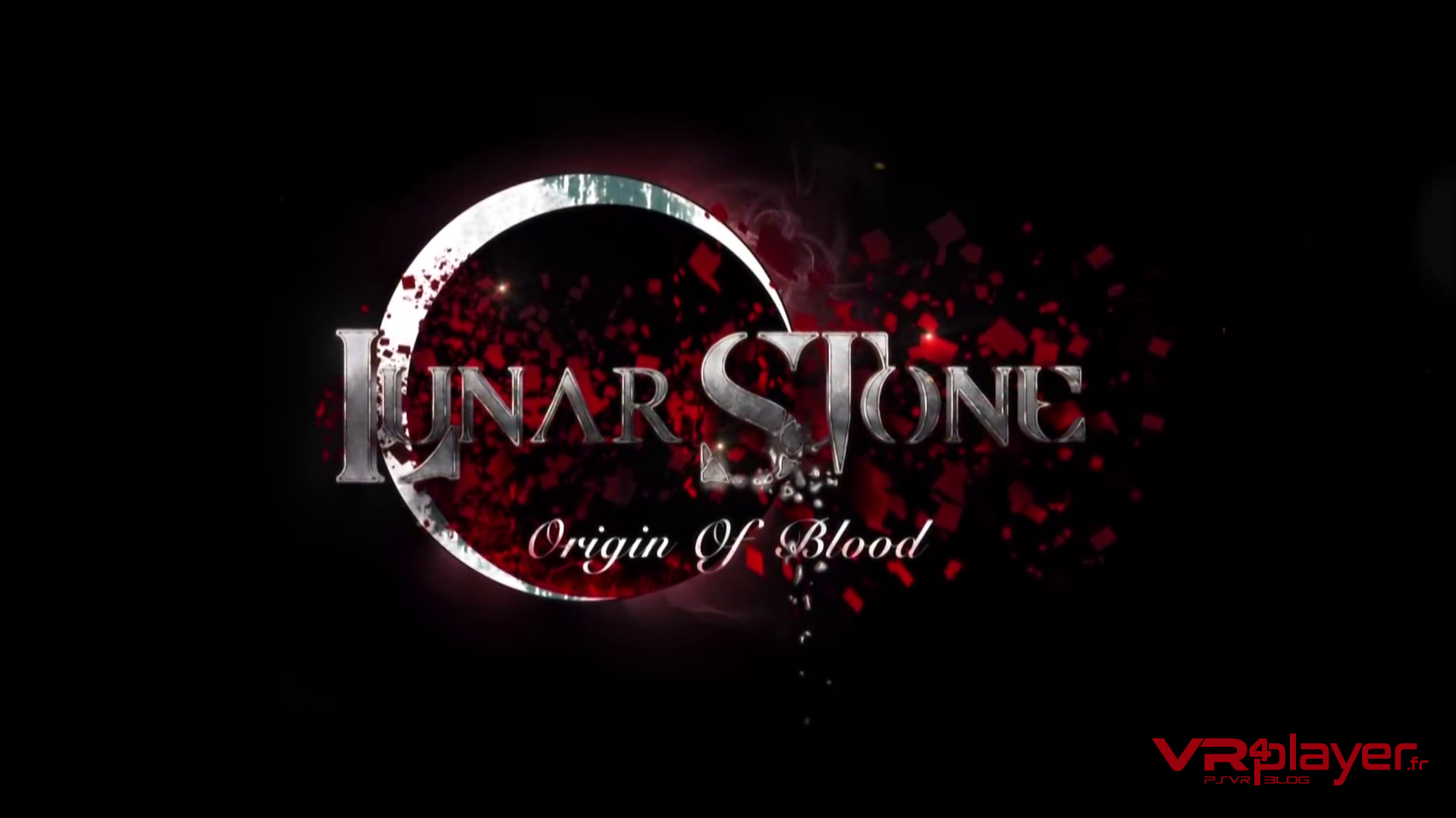 Lunar Stone Origin of Blood sur PSVR vrplayer.fr